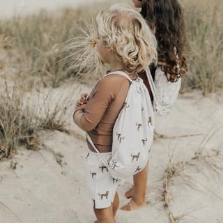 キャラメルベビー&チャイルド(Caramel baby&child )のジェイミーケイ jamie kay プール バッグ ナップサック(リュックサック)