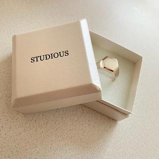 ステュディオス(STUDIOUS)のSTUDIOUS HARE リング セット(リング(指輪))