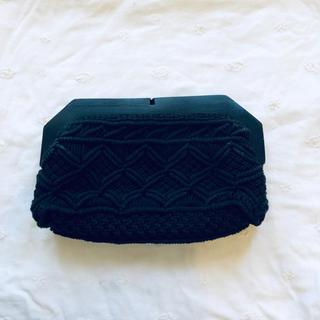 エルフォーブル(ELFORBR)のk-a-s様専用 ヌキテパ クラッチバッグ マクラメ編み(クラッチバッグ)