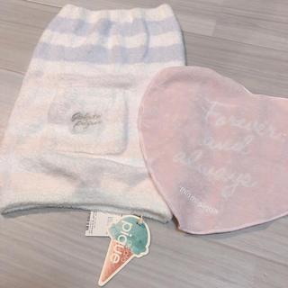 ジェラートピケ(gelato pique)の新品未使用タグ付き♡ ジャラートピケ 腹巻 ハートタオルハンカチ(アンダーシャツ/防寒インナー)
