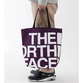 THE NORTH FACE - 新品 トートバッグ ノースフェイス パープルレーベル NN7954N