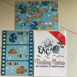 ディズニー(Disney)のファインディングニモのポストカード3枚セット(写真/ポストカード)