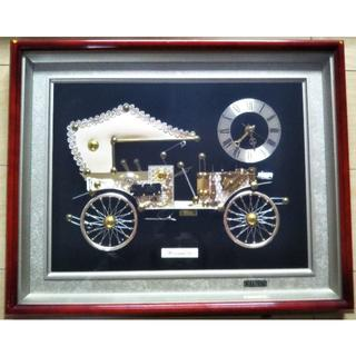 シチズン(CITIZEN)のシチズン「Mercedes1903」電子時計(掛時計/柱時計)