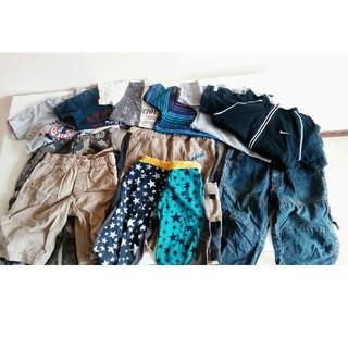 ナイキ(NIKE)の夏服男児 130センチ福袋 12枚セット(Tシャツ/カットソー)