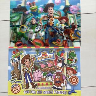 トイストーリー(トイ・ストーリー)の東京ディズニーシートイストーリーポストカード(写真/ポストカード)
