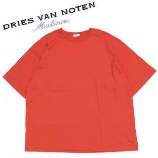 ドリスヴァンノッテン(DRIES VAN NOTEN)のDRIES VAN NOTEN BIG Tシャツ オレンジ(Tシャツ/カットソー(半袖/袖なし))