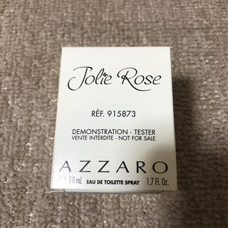 アザロ(AZZARO)のアザロ ジョリーローズ 50ml(香水(女性用))