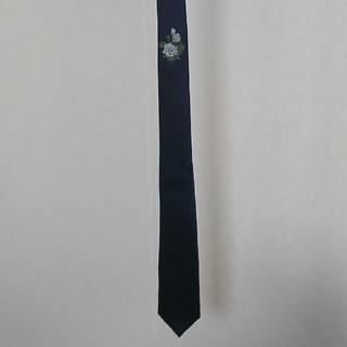 ディオールオム(DIOR HOMME)の専用 Dior Homme 薔薇刺繍 ネクタイ 未使用 美品(ネクタイ)