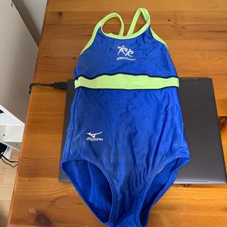 ミズノ(MIZUNO)の(SMKRS-01) ルネサンススポーツ 女児 指定競泳水着 120センチ(水着)