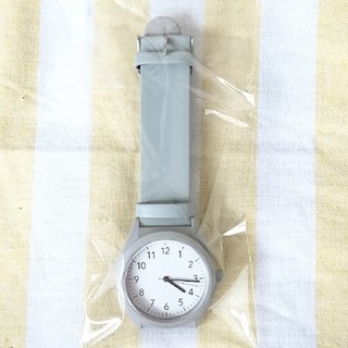 ムジルシリョウヒン(MUJI (無印良品))の無印良品 ソーラー 腕時計(腕時計)