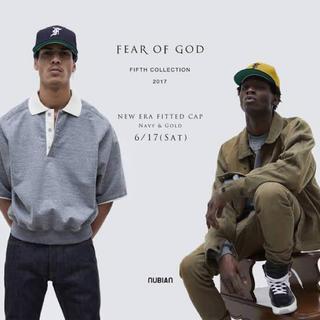 FEAR OF GOD - FEAR OF GOD デニムジャケット v.gold