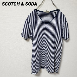 スコッチアンドソーダ(SCOTCH & SODA)のSCOTCH & SODA スコッチアンドソーダ Tシャツ(Tシャツ(半袖/袖なし))