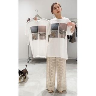 アメリヴィンテージ(Ameri VINTAGE)の新品タグ付き アメリヴィンテージ ウィンダンシーコラボTシャツ(Tシャツ(半袖/袖なし))