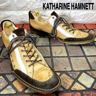 キャサリンハムネット(KATHARINE HAMNETT)のKATHARINE HAMNETT キャサリンハムネット スニーカー 25(スニーカー)
