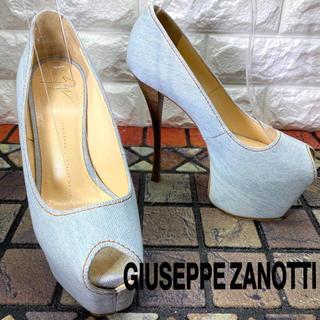 ジュゼッペザノッティデザイン(Giuseppe Zanotti Design)のGiuseppe Zanotti ジュゼッペザノッティ ハイヒール パンプス(ハイヒール/パンプス)