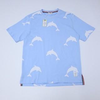 トムブラウン(THOM BROWNE)のThom Brown トムブラウン Tシャツ メンズ 夏(Tシャツ/カットソー(半袖/袖なし))