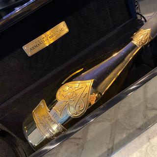 アルマンドバジ(Armand Basi)の【 箱付 】アルマンド ブリニャック ゴールド(シャンパン/スパークリングワイン)