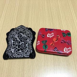 アナスイ(ANNA SUI)の俊美613様専用  ANNA SUI ミラー&限定クリスマスコフレ(コフレ/メイクアップセット)
