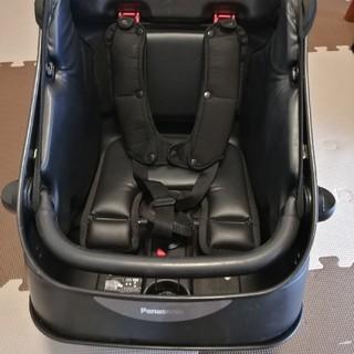 パナソニック(Panasonic)の2018年 パナソニック ギュットミニDX チャイルドシート(自動車用チャイルドシート本体)