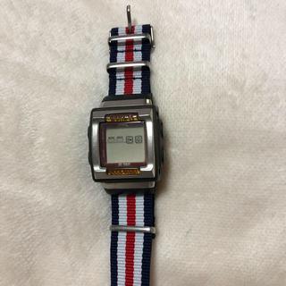 ベビージー(Baby-G)のBaby-G 腕時計 カスケット185SI(腕時計)
