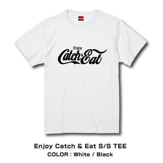 Catch&Eat【Enjoy Catch&Eat Tシャツ】(その他)