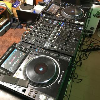パイオニア(Pioneer)のrira様専用 CDJ2000Nexus2 DJM900Nexus2 セット(CDJ)
