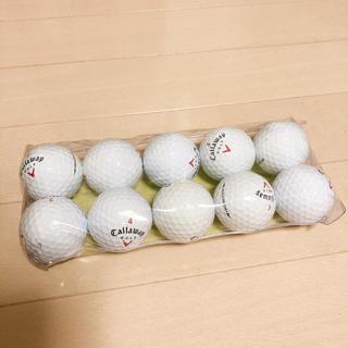 キャロウェイ(Callaway)のゴルフボール10個 Callaway(ゴルフ)
