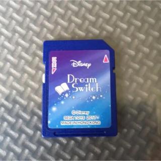 ディズニー(Disney)のドリームスイッチ ディズニー SDカード  Dream Switch(その他)
