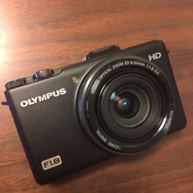 OLYMPUS(オリンパス)の値下げ オリンパス OLYMPUS コンデジ xz-1 スマホ/家電/カメラのカメラ(コンパクトデジタルカメラ)の商品写真