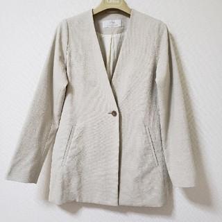 Plage - 美品 プラージュ ジャケット 36サイズ ベージュ