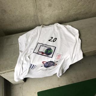 ギルタン(GILDAN)のciatre ロンT   ステッカー付き(Tシャツ/カットソー(七分/長袖))