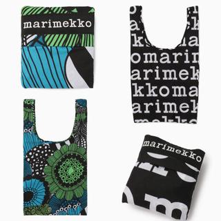 マリメッコ(marimekko)のmarimekko マリメッコ エコバッグ スマートバック 人気柄2点セット売り(エコバッグ)