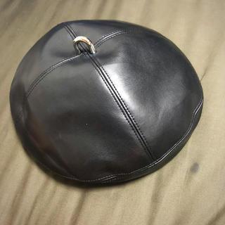 CA4LA - CA4LA ベレー帽 DX PIGNON2 ブラック