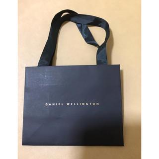 ダニエルウェリントン(Daniel Wellington)のダニエルウェリントン ショップ袋 紙袋(ショップ袋)