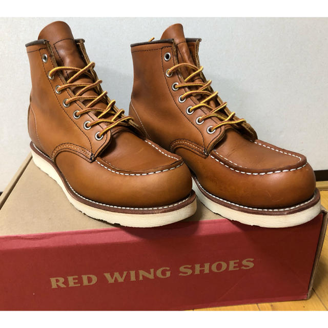 REDWING(レッドウィング)の☆超美品☆REDWING  レッドウィング 5875 ブーツ メンズの靴/シューズ(ブーツ)の商品写真