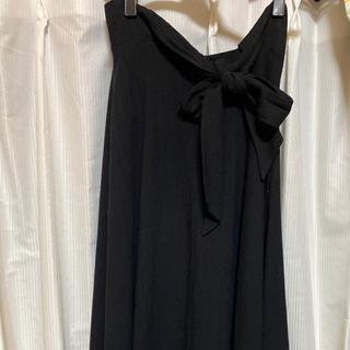 シールームリン(SeaRoomlynn)のsearoomlynn バックリボンスカート(ロングスカート)