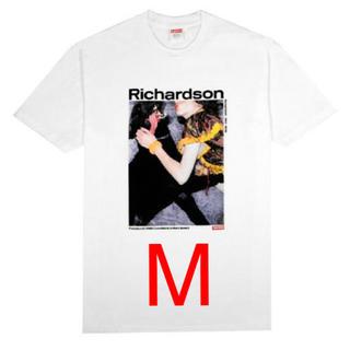 シュプリーム(Supreme)のsupreme richardson リチャードソン Tee 新品未使用 M(Tシャツ/カットソー(半袖/袖なし))