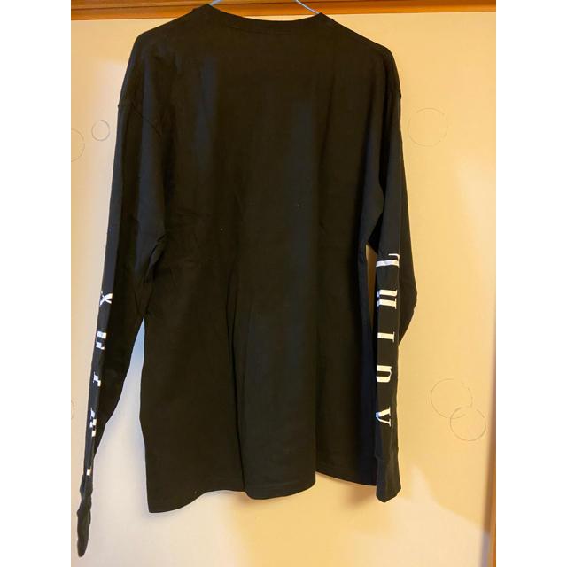 X-girl(エックスガール)のEXOTIC MOOD L/S BIG TEE  X-girl エックスガール  レディースのトップス(Tシャツ(長袖/七分))の商品写真