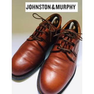 REGAL - Johnston & Murphy ジョンストン&マーフィー レザーシューズ