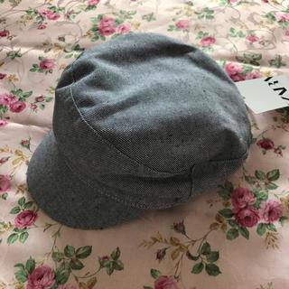 ザラ(ZARA)の新品☆ZARA ザラ キャスケット 帽子 キャップ(キャスケット)