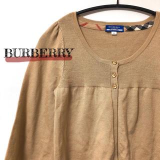 バーバリー(BURBERRY)のBURBERRY LONDON ♡ カーディガン(カーディガン)
