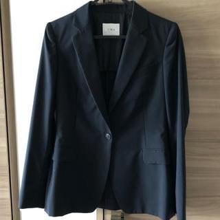 エストネーション(ESTNATION)の値下げ★エストネーション♡スーツUMA ESTNATION  size42 紺色(スーツ)