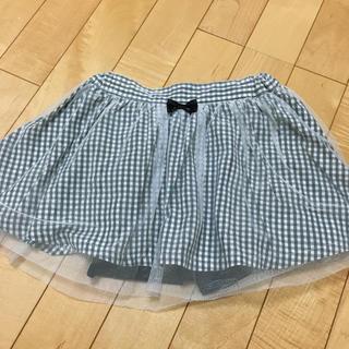 サンカンシオン(3can4on)の女児110センチ スカート(スカート)