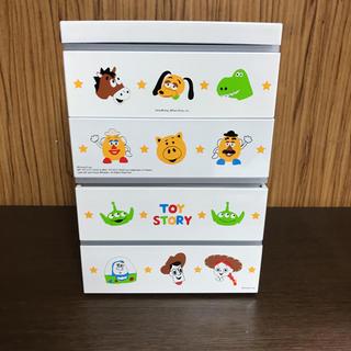ディズニー(Disney)のトイストーリー  重箱(容器)