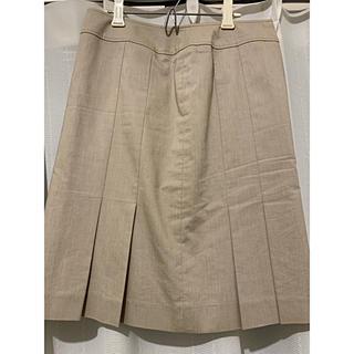 エムケーミッシェルクラン(MK MICHEL KLEIN)のMICHAEL KLEIN スカート(ひざ丈スカート)