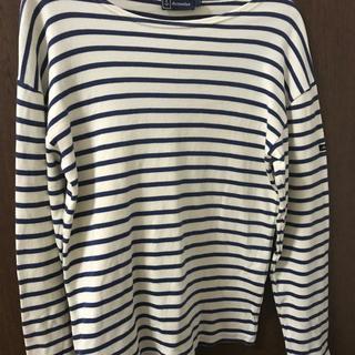 アルモーリュックス(Armorlux)のarmorlux ボーダーtシャツ(Tシャツ(長袖/七分))
