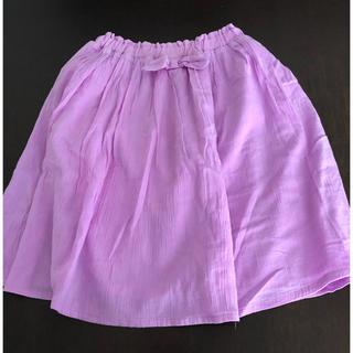 マザウェイズ(motherways)のキッズ スカート 130cm(スカート)