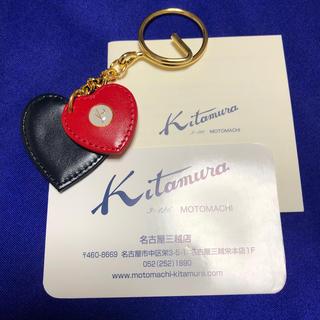 キタムラ(Kitamura)のKitamura  ペアハートキーホルダー(キーホルダー)