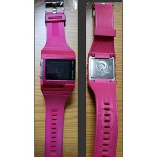 ディーゼル(DIESEL)のDIESEL デジタル腕時計 ☆電池交換必要☆(腕時計)