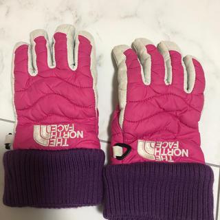 ザノースフェイス(THE NORTH FACE)のキッズ手袋(手袋)